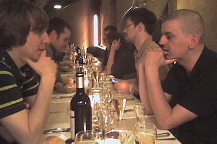 Grant Skinner, Francis Bourre, Nicolas Cannasse et Thibault Imbert